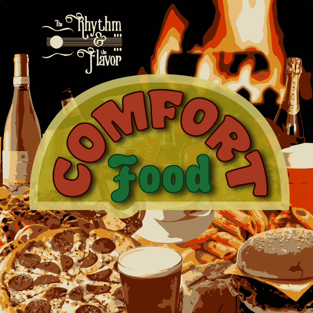 Comfort Food Album Cover