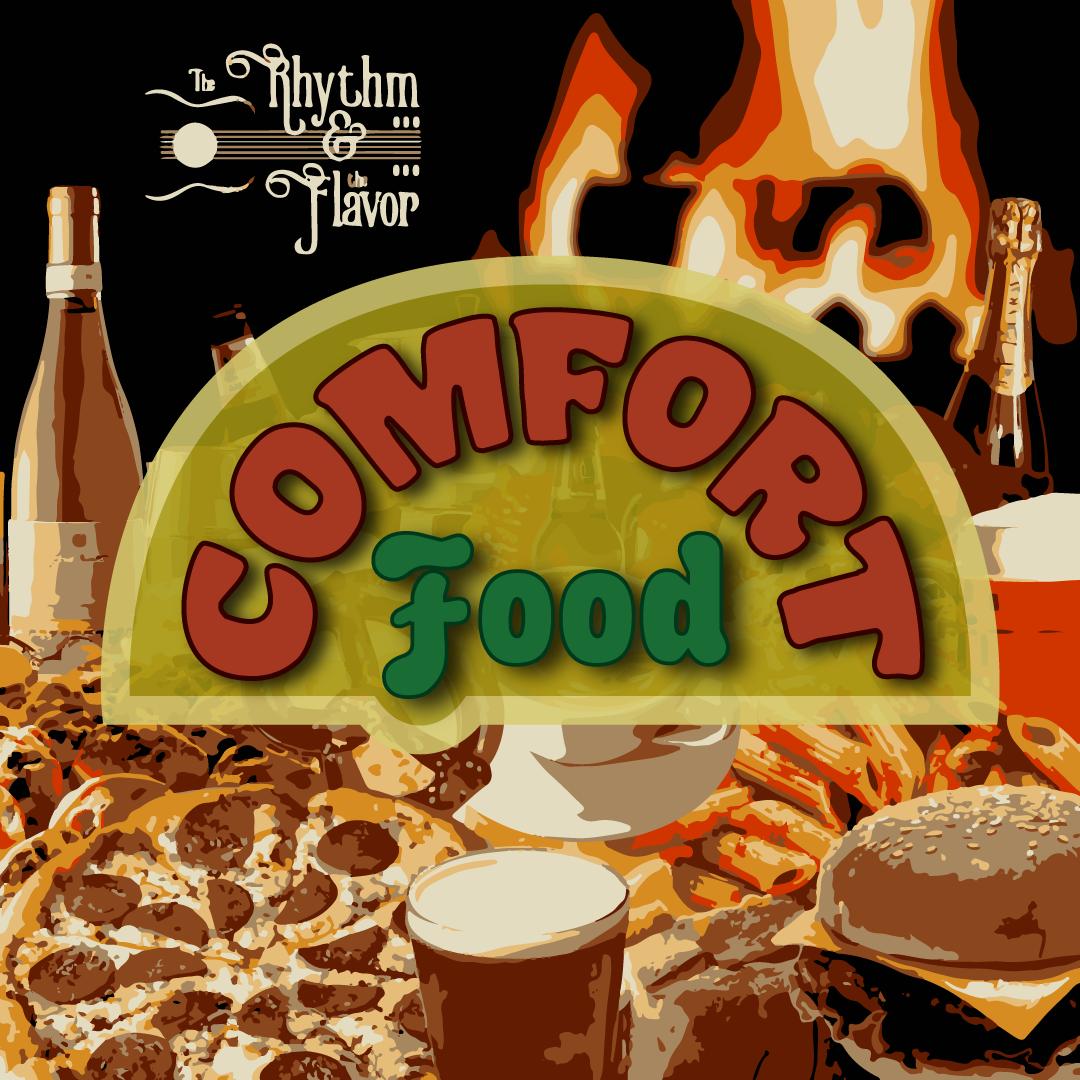 Comfort Food Album Cover